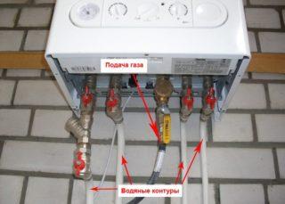 Как подключить газовую колонку в квартире, монтаж в частном доме