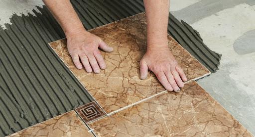 Укладка плитки на пол на цементный раствор заделка трещин в кирпичной стене цементным раствором
