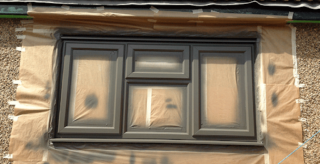 Можно ли покрасить пластиковые окна в домашних условиях