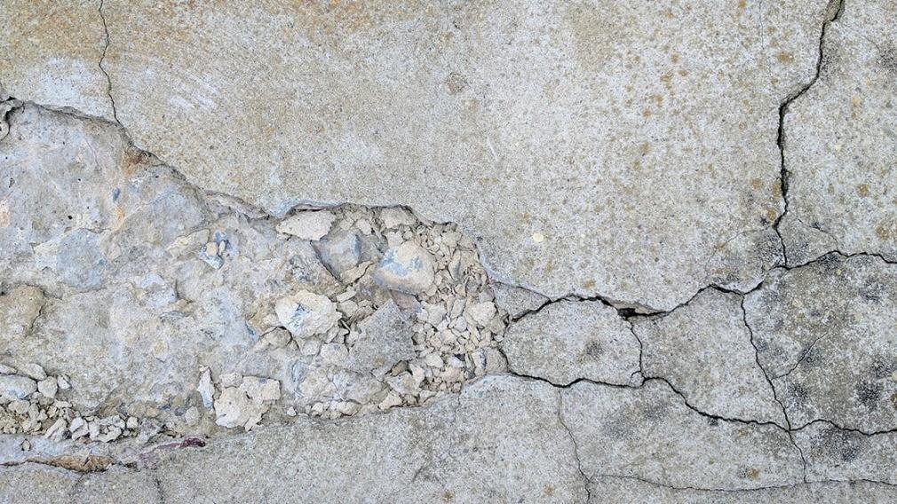 Причины усадки бетона бетон в новомосковске купить